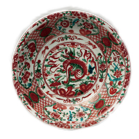 中国陶磁器赤絵 (五彩)買取相場情報サイトへ